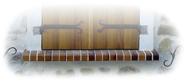 briques et accessoires d 39 am nagement tuilerie thibault. Black Bedroom Furniture Sets. Home Design Ideas